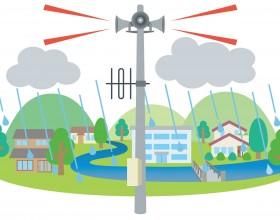 土砂災害警報:レベル3(2020年6月30日午前9時現在 鹿児島県)及び避難場所地図