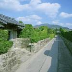 Chiran Samurai Houses