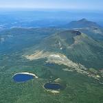 Kirishima Mountain Range