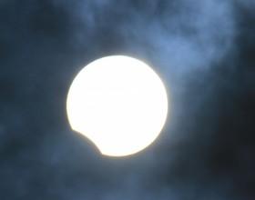 Partial Solar Eclipse – June 21st, 2020 -