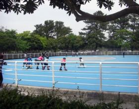 吹上浜海浜公園 Part Ⅱ「ローラースケート編」