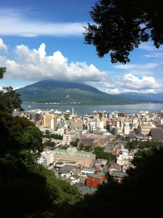 Shiroyama Area