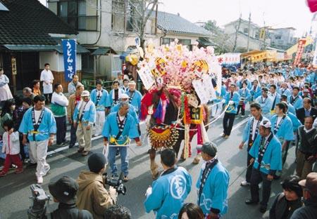 FESTIVAL ON THE FIRST HORSE DAY IN FEBRUARY (HATSU-UMA-SAI / 初午祭)