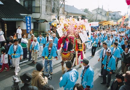 FESTIVAL ON THE FIRST HORSE DAY IN FEBRUARY <p>(HATSU-UMA-SAI / 初午祭)