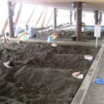 天然砂蒸し温泉