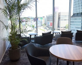 Featured Place! <br />Flexibility Entertainment Hall and Work Lounge on the 5th Floor of Li-Ka1920