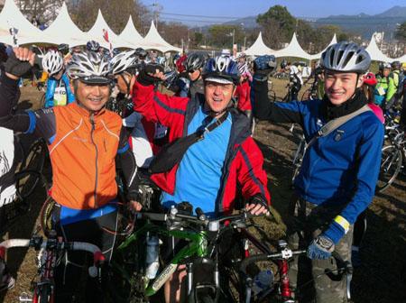 ツール・ド・おおすみ ecoサイクリング大会  2013