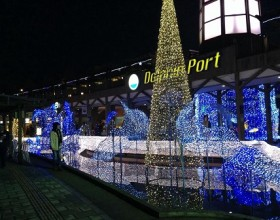 <center>Enjoy Christmas Illuminations! <p> Kagoshima city View - Night View Course  –</P><p> (カゴシマシティビュー 夜景コース)</P>