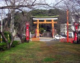 新田神社 ― かつての薩摩国一宮 ―