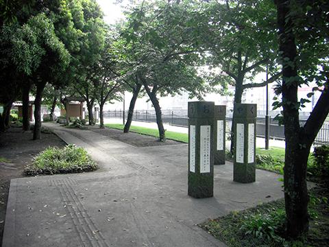 甲突川緑地