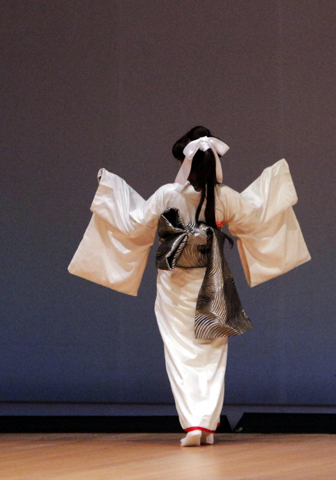 JUNIOR CLASSICAL JAPANESE DANCE KYUSHU COMPETITION <br />(ジュニア日本舞踊コンクール九州大会)