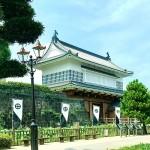 鶴丸城跡の御楼門