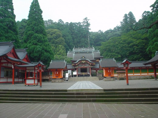 Kirishima Shinto Shrine