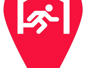災害時の指定避難所地図(鹿児島)