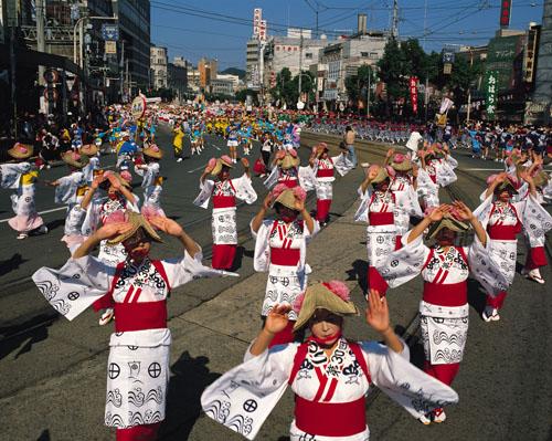 OHARA MATSURI (電車運行100周年記念 第61回おはら祭)