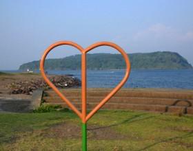 海を歩く! 知林ヶ島