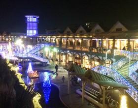 Winter &#038; Christmas Illumination 2018 ~ 2019 <br />in Kagoshima