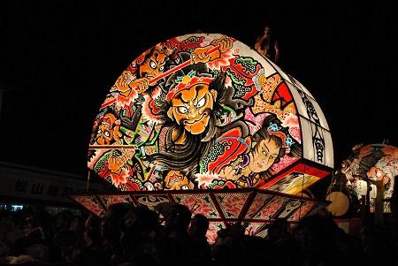 CHIRAN NEPUTA MATSURI (知覧ねぷた祭)