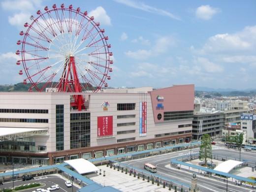 Kagoshima Chuo Station Area