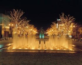 クリスマスイルミネーション 2015 in 鹿児島