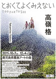 TADASU TAKAMINE EXHIBITION – TOO FAR TO SEE – (とおくてよくみえない 高嶺格)